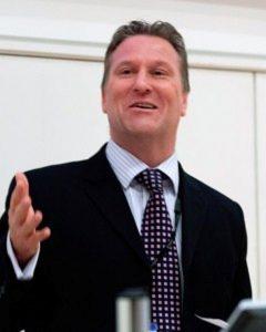 Graham Quinn, CEO M.Ed